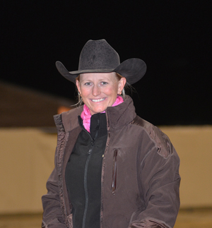 Chickaroos Firefox and Morgan Cromer take the win in the PCCHA/Holy Cow Performance Horses Futurity Open.