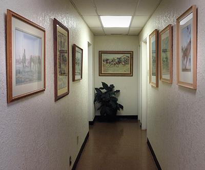 CPG Hallway