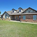 Another home – 2,175 sq. ft. brick for guest or foreman built in 2005 with electric furnace.