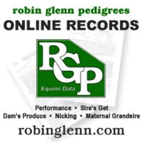 Robin Glenn Pedigrees