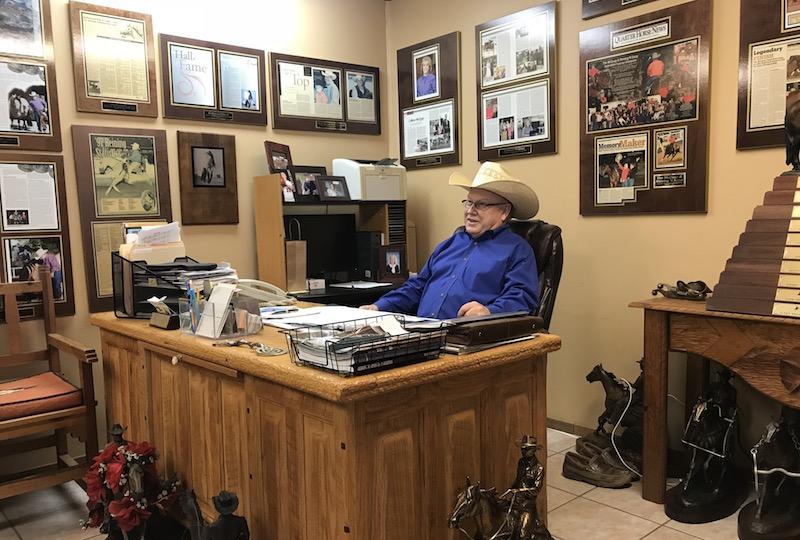 Mcquay Stables Dispersal Sale Quarter Horse News