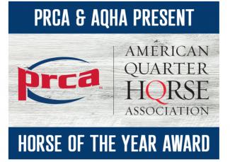 AQHA and PRCA Logo