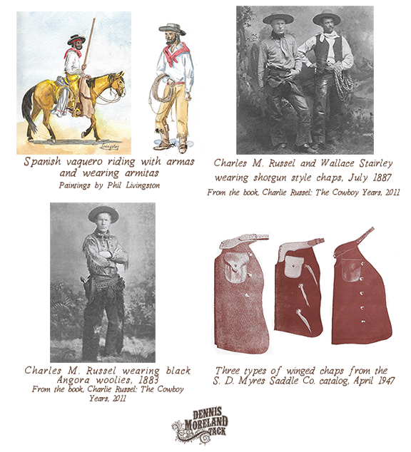 chaps guide throughout history
