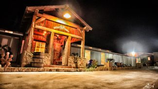 SDP Buffalo Ranch entrance