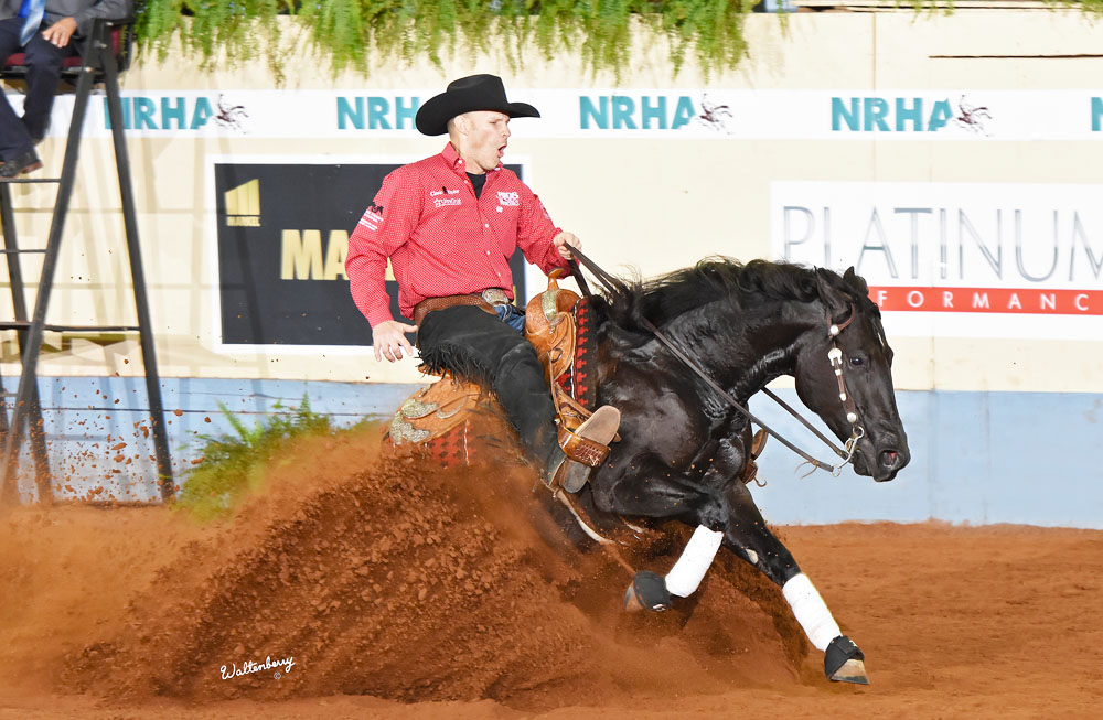 pro management to run nrha futurity and derby shows