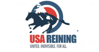 Logo of a horse running