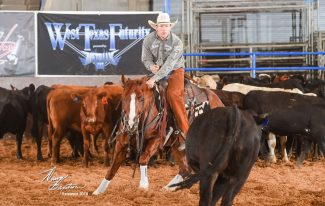 West Texas Futurity 3-Year-Old Open Champion