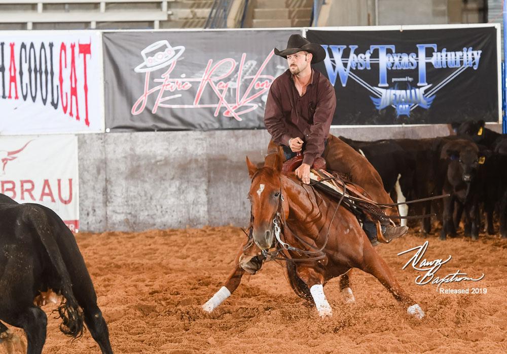 West Texas Futurity 5/6-Year-Old Intermediate Open Champions