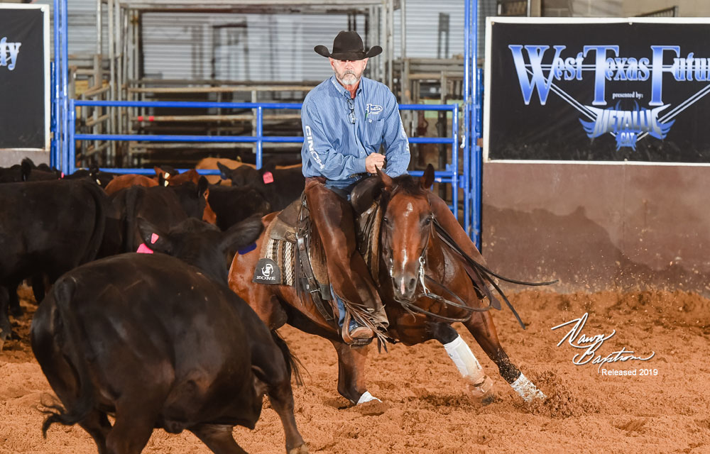West Texas Futurity 4-year-Old Open Champion