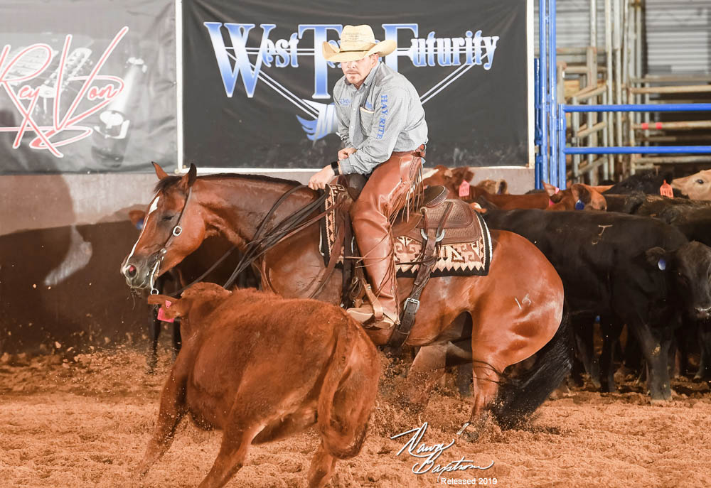 West Texas Futurity 4-Year-Old Non-Pro