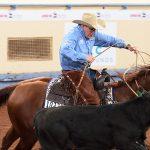 Todd Crawford rides Jerry Smoke
