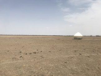 barren land from australian drought