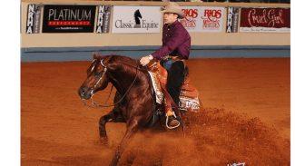 Rosanne Sternberg horse Smart Spook