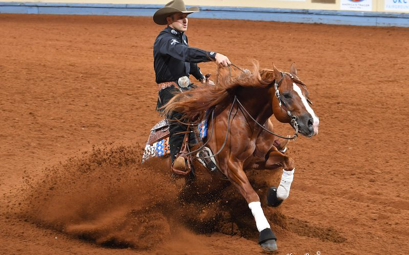 AQHA World Show Champions Electric Wind Trevor Dare