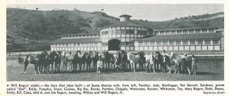 will rogers stable
