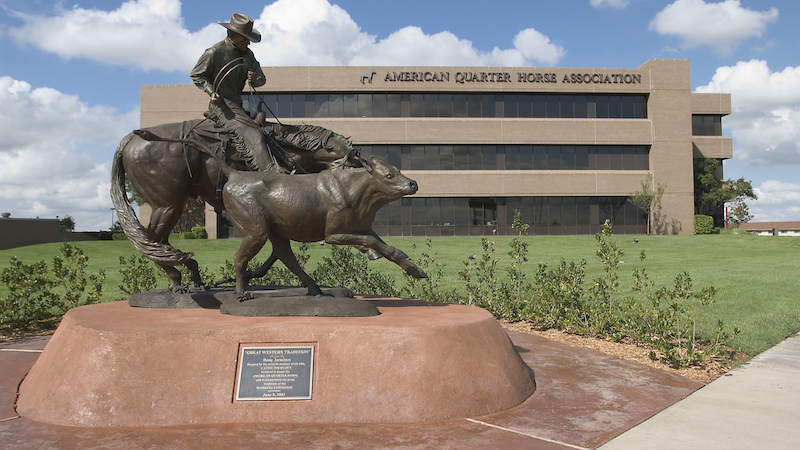 AQHA Headquarters