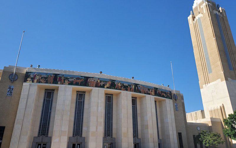 Will Rogers Memorial Coliseum