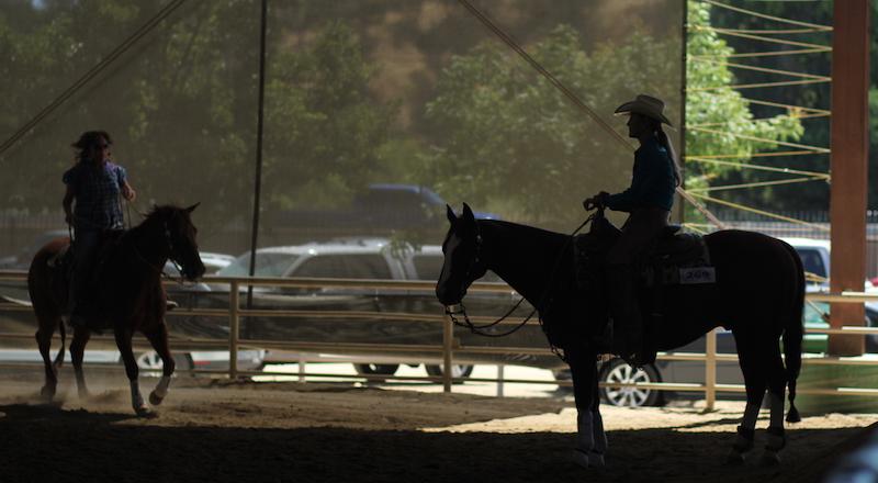 women-riding-horses
